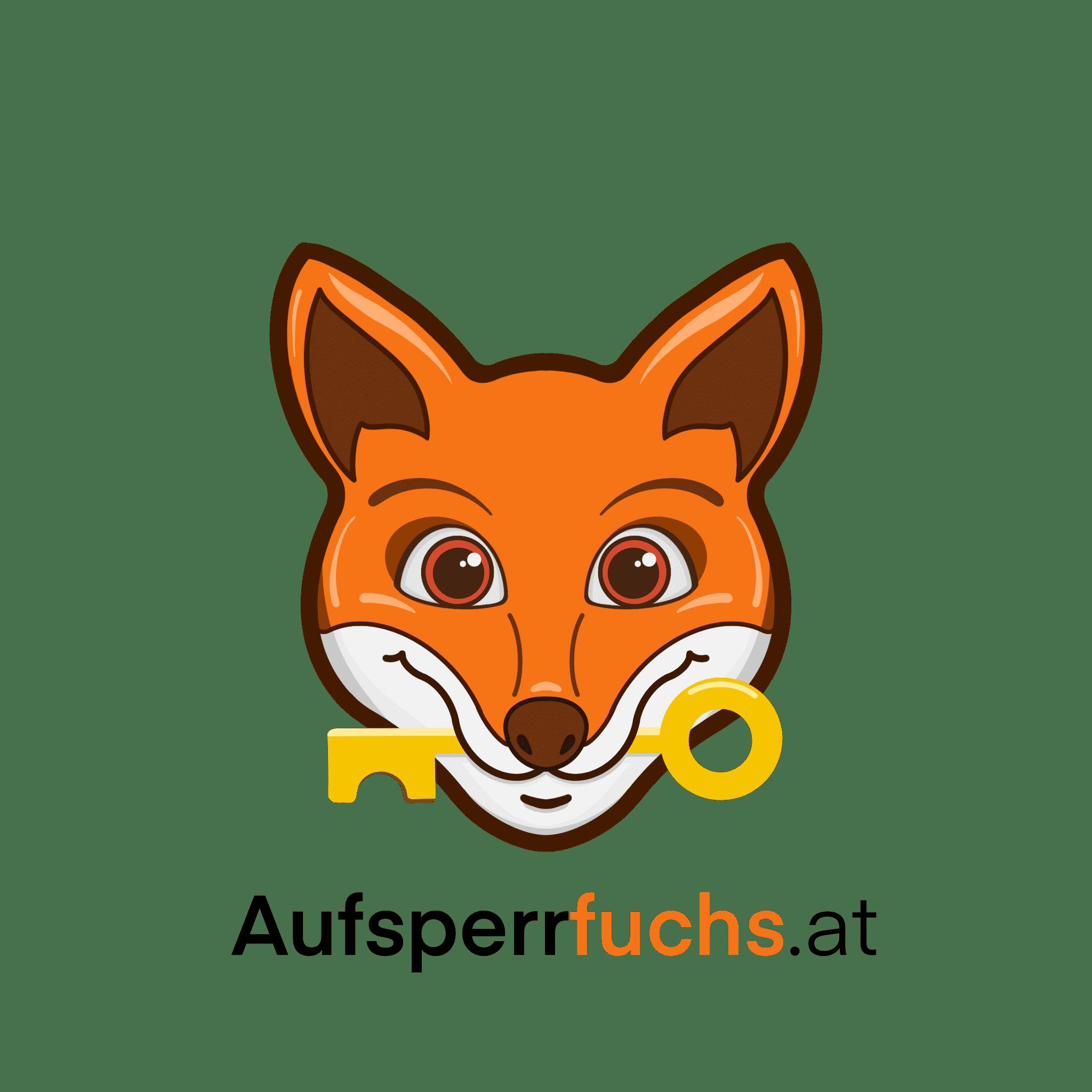 Logo Aufsperrfuchs.at Schlüsseldienst Wien