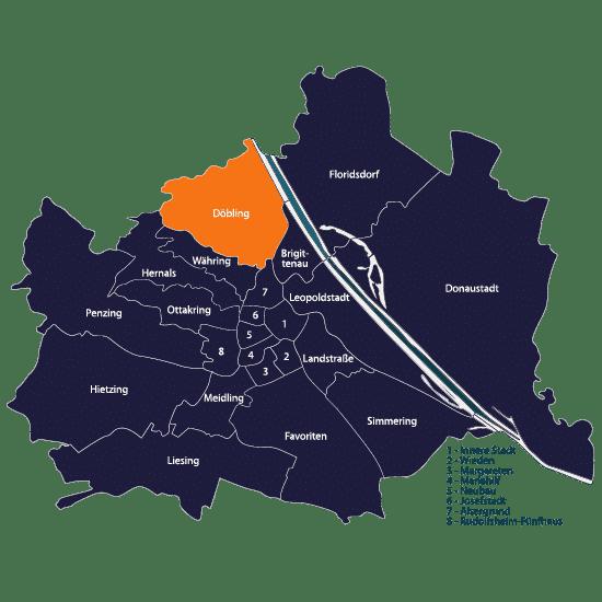 Schlüsseldienst Wien Döbling