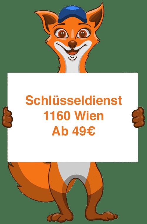 Schlüsseldienst 1160 Wien