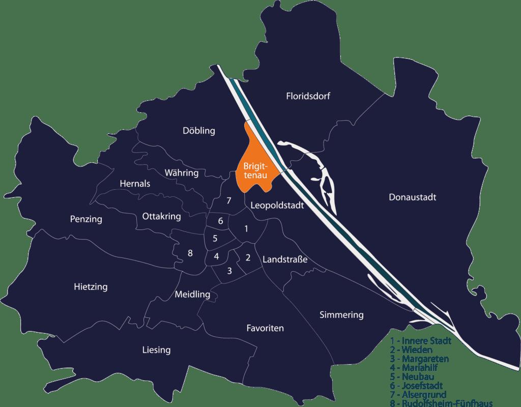 Schlüsseldienst Wien Brigittenau