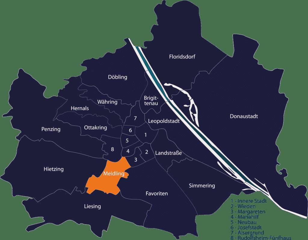 Schlüsseldienst Wien Meidling